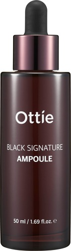 OTTIE Korea BLACK SIGNATURE AMPOULE