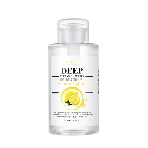 EUNYUL DEEP LEMON CLEANSING WATER