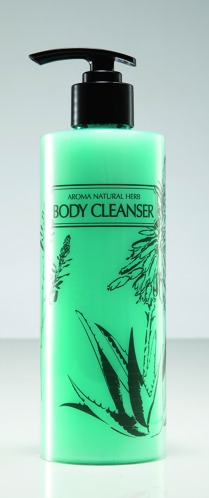 AROMA NATURAL HERB BODY CLEANSER