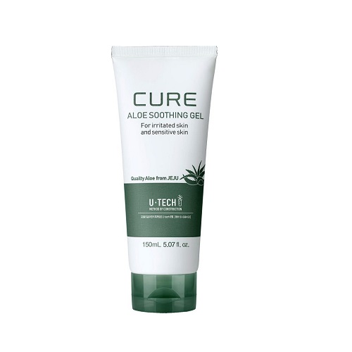 CURE ALOE SOOTHING GEL