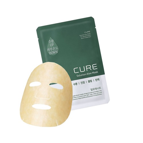 CURE SOLUTION MASK